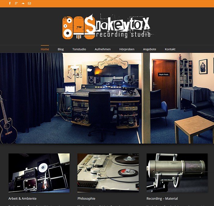 Snakeytox - Startseite