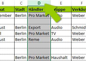 Excel - Leere Zeilen löschen in 3 Schritten