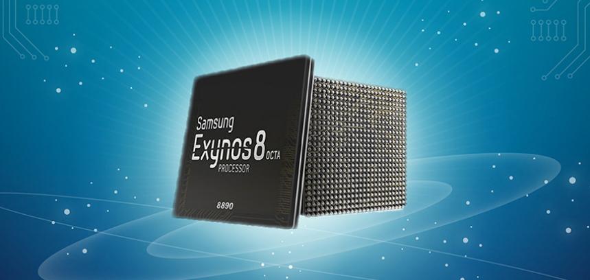 Samsung Galaxy S8 Prozessor