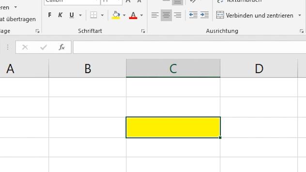 Excel - Nur Inhalte löschen
