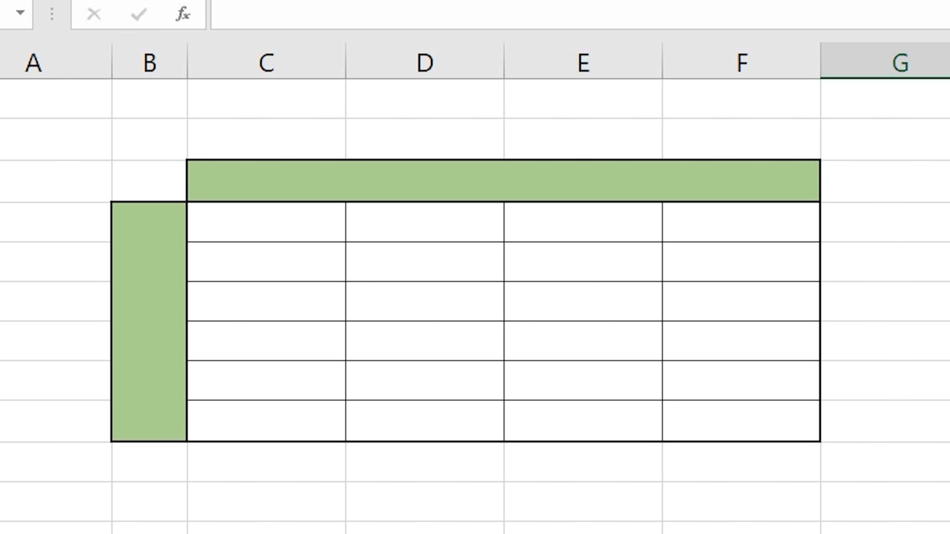 Excel Inhalte löschen