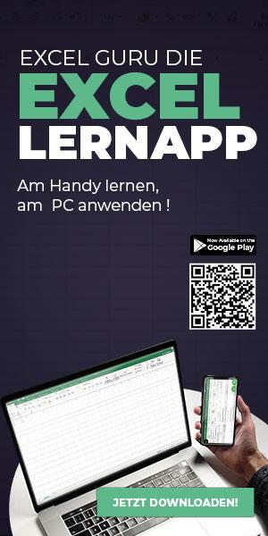 Excel Lernen auf dem Handy